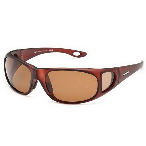 Очки Solano солнцезащитные, модель FL 1065Очки<br>Поляризационные защитные очки. Оснащены легкой оправой, плотно прилегающей к лицу.<br>
