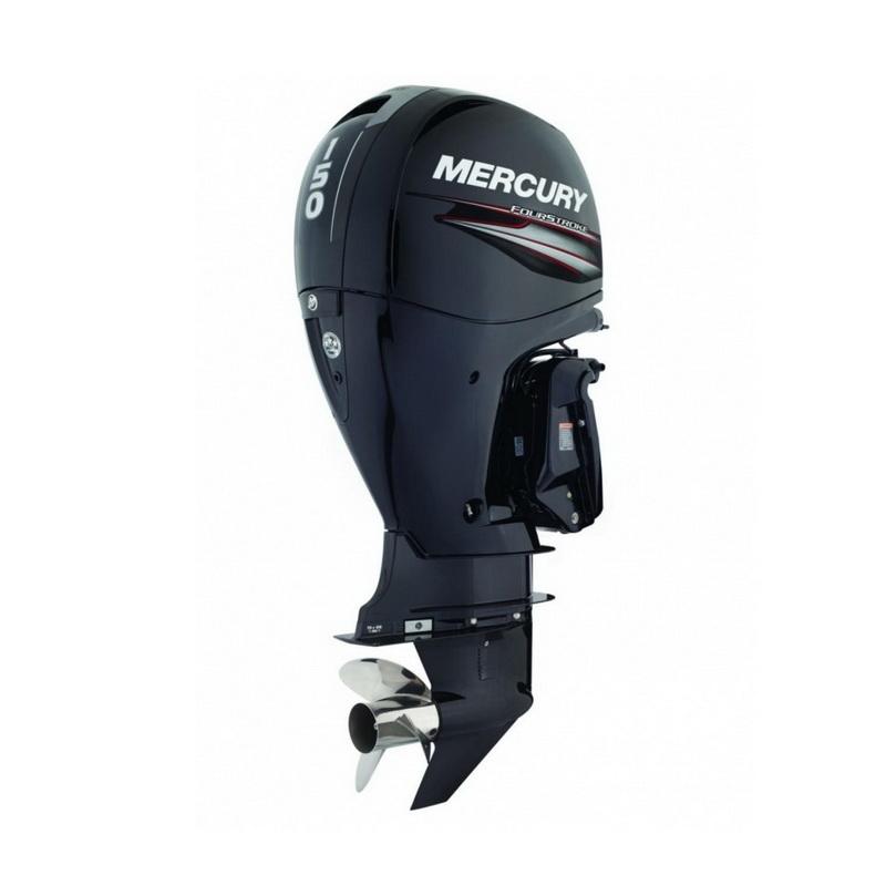 Мотор Mercury ME F150CXL EFIПодвесные моторы<br>Современный четырехтактный двигатель, характеризующийся малым весом. Несмотря на небольшие габариты и вес, мотор обладает большим объемом цилиндров.<br>