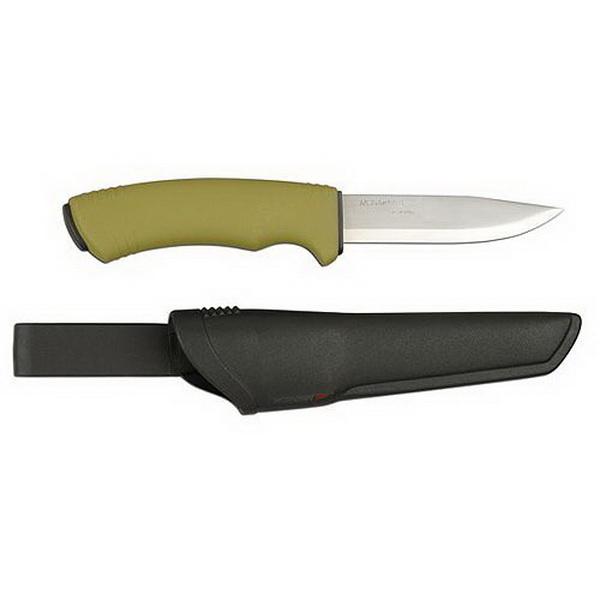 Нож MoraKNIV универс. в пласт. ножнах Bushcraft Triflex 11635
