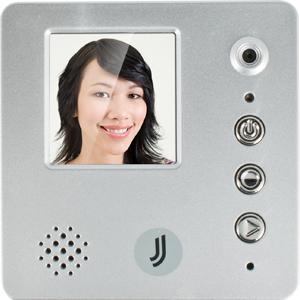 Гаджет JJ-Connect Memo Magnet серебряный