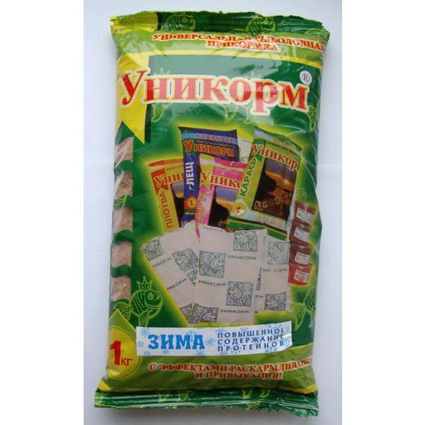 Прикормка Уникорм Зима (1 кг)