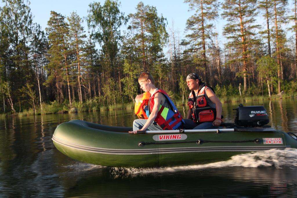 надувная лодка викинг 320 цена