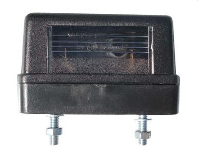 Фонарь AL-KO подсветки номерного знака FT-022Аксессуары для прицепов<br>Фонарь освещения номерного знака FT-022 ALKO 599553<br>