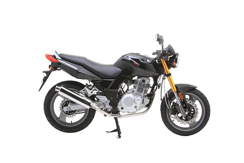 Baltmotors STREET 250Мотоциклы<br>Классический дорожный мотоцикл с оригинальным дизайном и надежными комплектующими.<br>