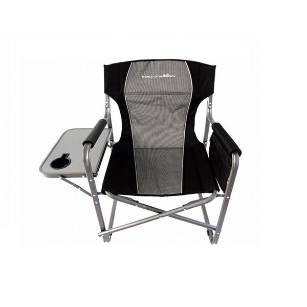 Кресло Maverick Folding Chair AC018-16GTA (86*59*44*84)Стулья, кресла складные<br>Кресло данной серии обеспечит вам комфорт во дворе дома, на берегу реки или на пикнике. Имеет прочный каркас из алюминиевого материала<br>