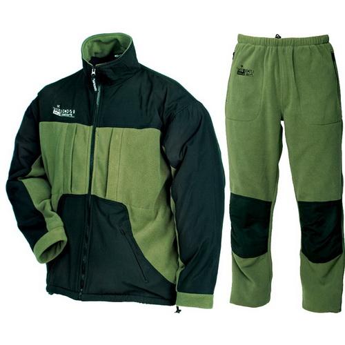 Костюм Norfin флис. POLAR LINE 03 р.L (44059)Костюмы/комбинзоны<br>Этот мягкий и тёплый костюм можно носить как самостоятельно, так и под водонепроницаемую экипировку для рыбной ловли.<br>