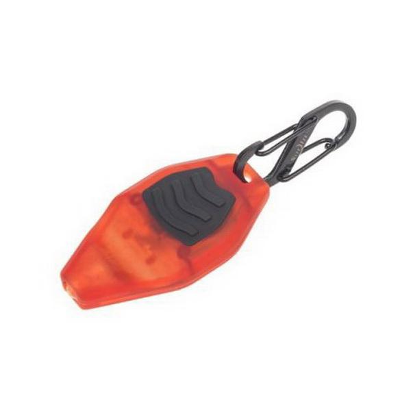 Фонарь NiteIze светодиодный фонарь INOVA Miсrolight STS, оливковый/оранжевыйФонари ручные<br>Nite Ize INOVA Microlight  — это фонарь с прочным  водонепроницаемым корпусом и современным дизайном. Оснащен яркой светодиодной лампой. Эффективная дальность освещения составляет 15 метров, а видимость луча в режиме сигнала достигает полутора километров.<br>