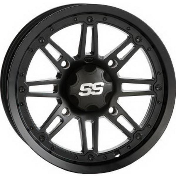 Диски колёсные ITP 12x7 4/110 5+2 216 BLK 12SB800 1228534536BШины и диски<br>Литые алюминиевые диски черного цвета с усиленным внутренним ободом.<br>