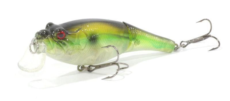 Воблер Trout Pro Rotan Joint 80F цвет G2 (38112)Воблеры<br>Двухсоставник бренда Trout Pro для ловли щуки. Заглубление до 0,7 м дает возможность рыболову облавливать этим воблером мелководные заливы рек и водохранилищ, а плавная игра с широкой амплитудой составной приманки не оставит без внимания даже малоактивног...<br>