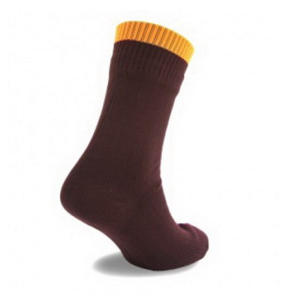 Носки KeepTex летние (Lite socks) L, Коричневый