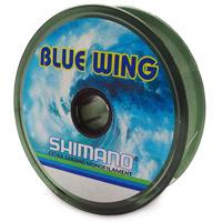 Леска Shimano Blue Wing line 100 mt. 0,35 mm  (92584)Монофильные лески<br>Откройте для себя рыболовный спорт вместе с BLUE WING – универсальной недорогой леской. Прочность узлов, абразивная стойкость и ограниченная растяжимость – основные достоинства этой прозрачной лески.<br>