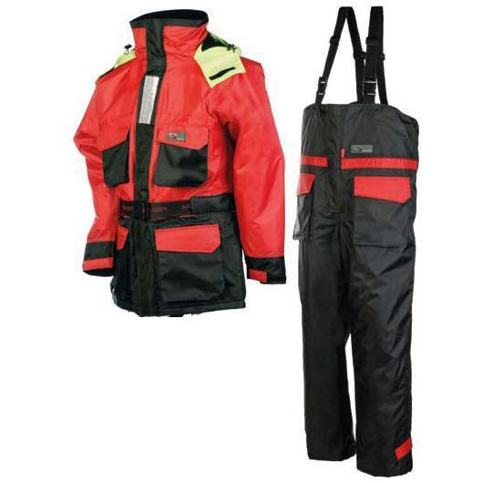 Костюм-поплавок зимний раздельный Baleno NORTH SEA II 1MI8 XL (54034)Плавающие костюмы<br>Костюм зимний плавающий раздельный Baleno NORTH SEA II 1MI8 XL<br>