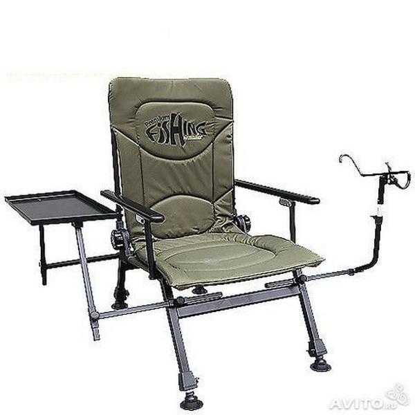 кресла для карповой ловли