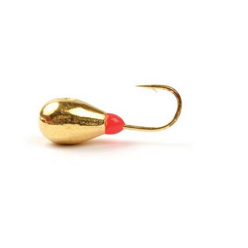 Мормышка вольфр. Finnex D40-Go+ Капля (54705)Мормышки<br>Мормышка для подледной рыбалки, изготовлена из точеного вольфрама.<br>