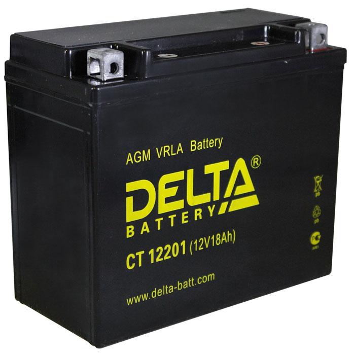 Аккумулятор Delta СТ 12201Аккумуляторы<br>Свинцово-кислотные аккумуляторы Delta серии CT специально разработаны для систем, где используется многократный мощный разряд.<br>