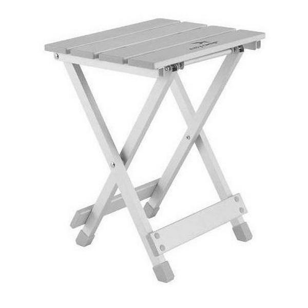 Табурет Easy camp складной Rigel Stool (алюминий)Стулья, кресла складные<br>Компактный раскладной стул из алюминиевого сплава. Способен выдерживать нагрузку до 100 кг.<br>