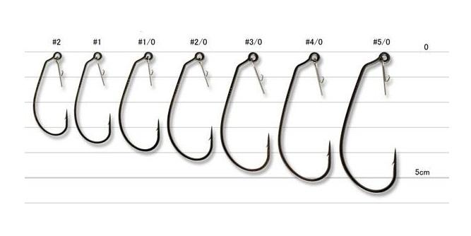 Крючок Decoy Worm 22 #1 (90617)Офсетные крючки<br>Офсетный крючок Decoy Worm 22 оснащён специальным фиксатором, который надёжно удерживает мягкие приманки. Размер 1.<br>
