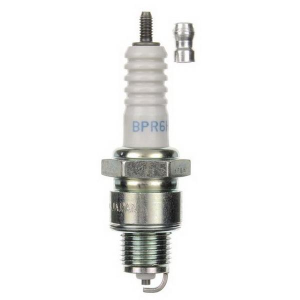 Свеча зажигания NGK BPR6HS 7022Свечи зажигания<br>Оригинальная свеча зажигания. Все элементы свечи изготовлены из высококачественных материалов, которые в значительной степени влияют на качество работы.<br>