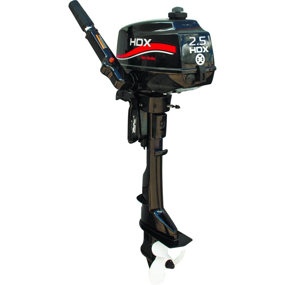 Лодочный Мотор HDX Titanium T2.5 BMS