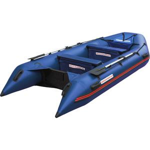 Надувная лодка Nissamaran Tornado 380 (цвет синий)