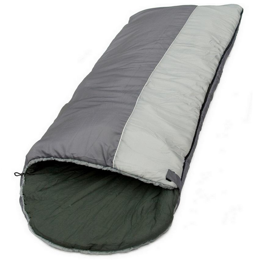 Спальный мешок Чайка GRAPHIT 200Спальные мешки<br>В отличие от кокона, спальник-одеяло более практичен и универсален, так как его можно использовать и как обычное одеяло. Спальники-одеяла сшиваются молниями, и тогда можно устроиться на ночлег втроем и даже вчетвером.<br>