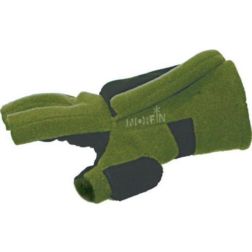 Перчатки-варежки Norfin WINDSTOP отстег. р.L (43492)Варежки/Перчатки<br>Ветрозащитные перчатки для рыболовов, с усиляющими накладками из натуральной кожи.<br>