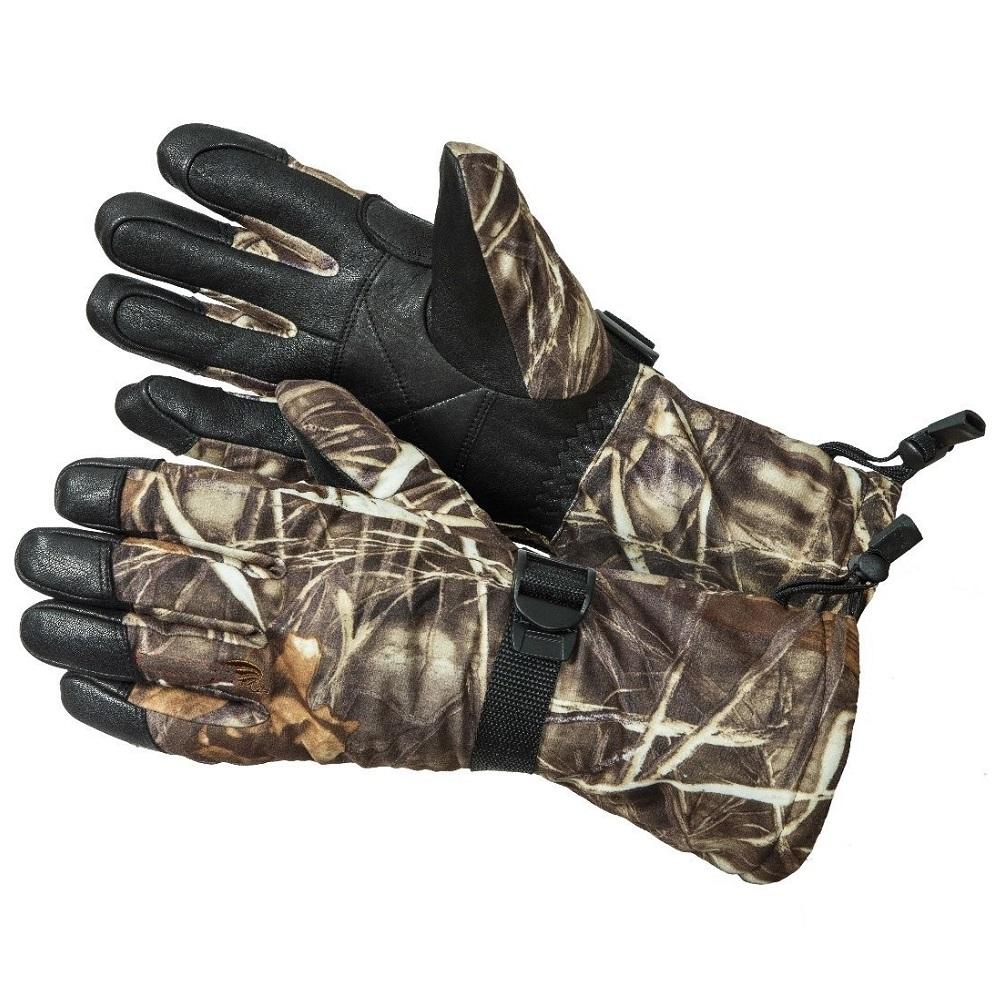 Перчатки Elementa &amp;amp;quot;Yeti&amp;amp;quot; &amp;amp;quot;Freedom&amp;amp;quot; разм.10 CL-602-10Варежки/Перчатки<br>Перчатки охотника из черной оленьей кожи с усилением на ладони,  камуфляжная ткань на перчатке, на тыльной стороне велкрозастежка.<br>