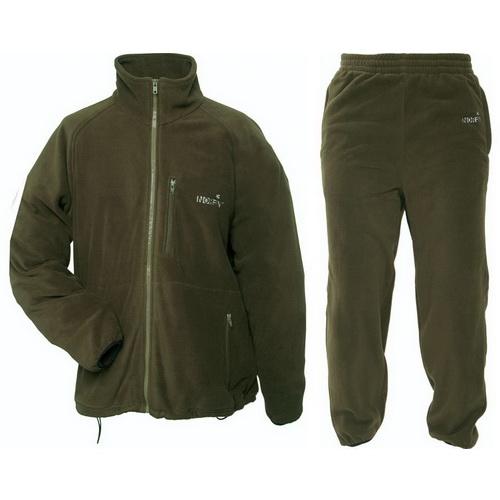 Костюм Norfin флис. MILD LINEКостюмы/комбинзоны<br>Мягкий костюм спортивного кроя можно носить как под верхнюю одежду для утепления, так и самостоятельно.<br>