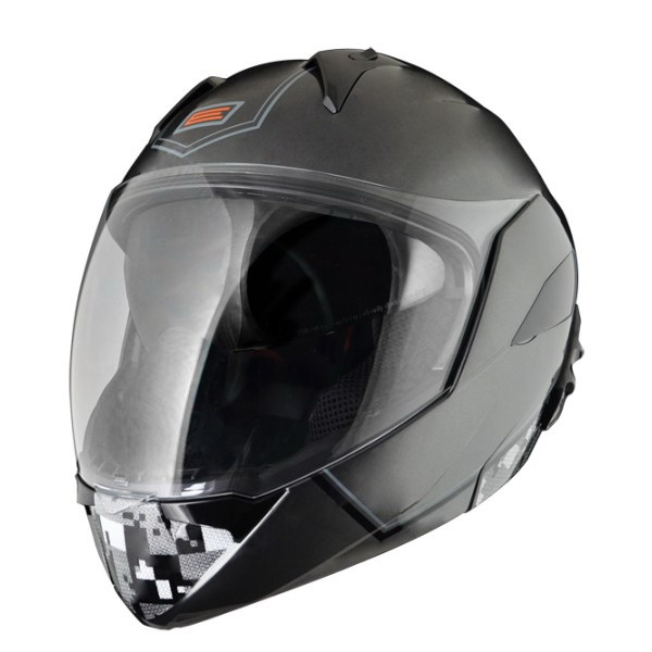 Шлем Origine (модуляр) Solid Riviera Cadpat черный матовый L (81639)Шлемы и маски<br>Самый модный и продвинутый шлем в коллекции Origine. Имеет большой визор для хорошей видимости.<br>