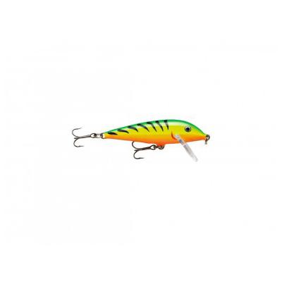 Воблер Rapala Countdown тонущий 5см 5гр / FT CD05-FT (94938)Воблеры<br>Тонущая приманка, выпущенная известной фирмой по производству рыболовной продукции. Глубина погружения воблера регулируется самостоятельно за счет специальной конструкции и наличию специальной заглубляющей лопасти.<br>
