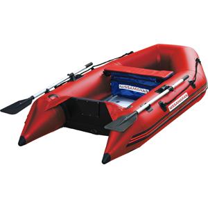 Надувная лодка ПВХ Nissamaran Musson 230 (цвет красный)Лодки ПВХ под мотор<br>Надувные моторно-гребные ПВХ лодки Nissamaran с жеским алюминиевым или фанерным соответствуют международным стандартам качества. К разработке лодок привлекались квалифицированные зарубежные специалисты и мастера, чей опыт и знания оттачивались в течении ...<br>