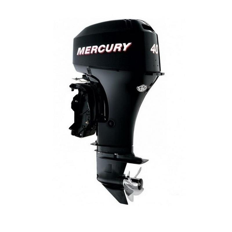 Мотор Mercury ME F40E EFI