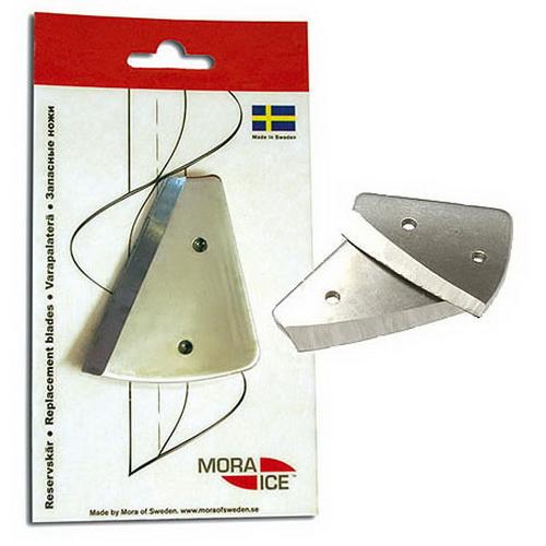 Ножи Mora для ледобура Micro, Pro, Arctic, Expert и Expert PRO диам.110мм (55543)Ледобуры и мотоледобуры<br>Запасные ножи для ледобуров разных серий, выпускаемых компанией Mora.<br>