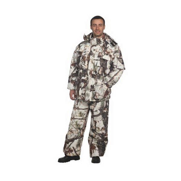 Костюм Космо-Текс Патрон (ПЗ, Alova, рис.К-103Костюмы/комбинезоны<br>Утеплённый костюм «Патрон» от компании Космо-Текс предназначен для отдыха на свежем воздухе в холодное время года.<br>
