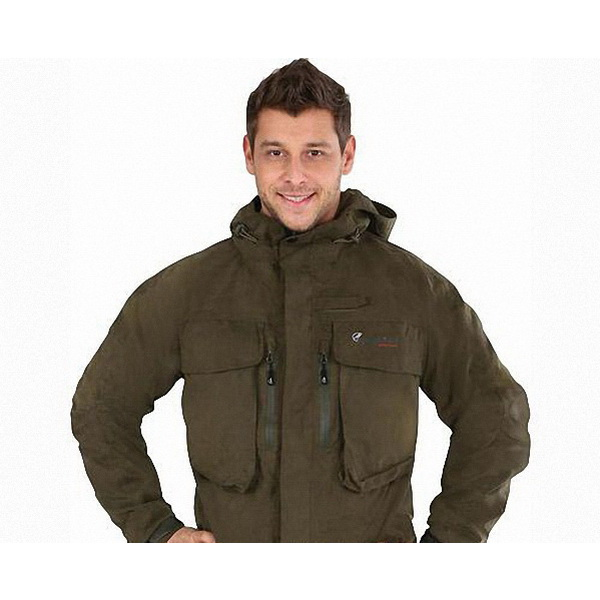 Куртка NovaTour рыболовная Риф, Хаки