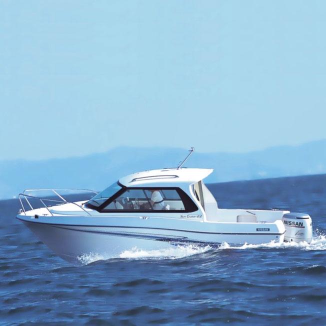 катера и лодки марине