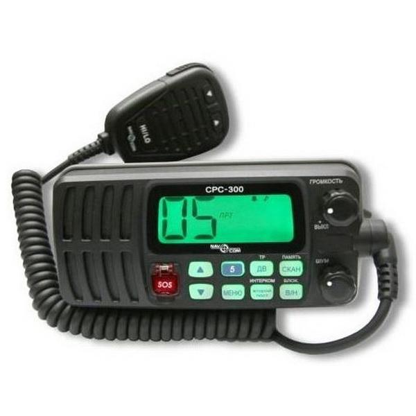 Радиостанция Укв Navcom Срc-300, доработанная,  для судов поднадзорных гимс, 300-337 Мгц.,  27 каналов связи речного диапазона,  1-15 Вт., 10-13,8 ВольтПолупрофессиональные<br>Представленная модель используется для сообщения речного флота. Значительно отличается от предшественника.<br>