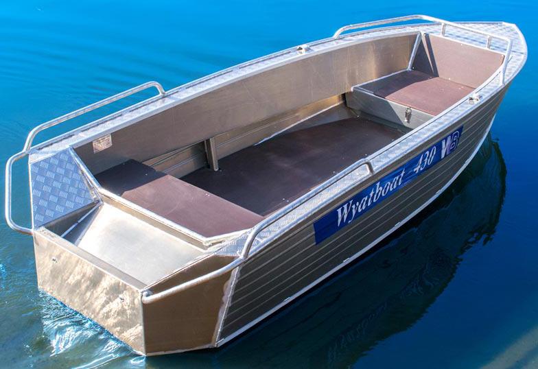 лодки wyatboat официальный