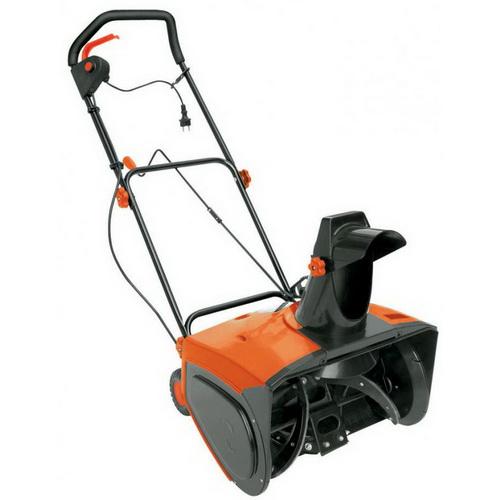 Снегоуборщик ARMADA SB ElectroСнегоуборщики<br>Компактный электрический снегоуборщик для очистки придомовых территорий от небольших снежных наносов.<br>