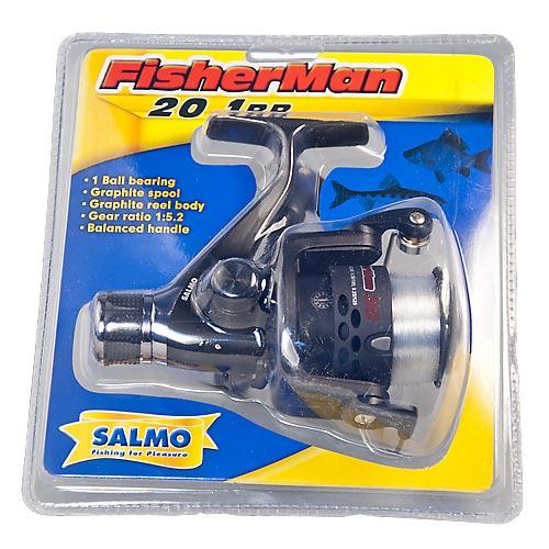 Катушка безынерционная Salmo Fisherman 2620RD