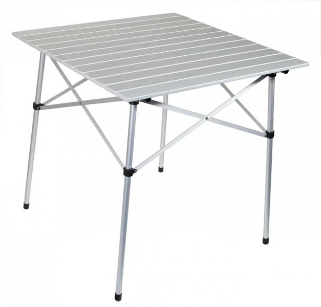 Складной стол TREK PLANET White TA-97430Столы складные<br>Складной стол TREK PLANET со столешницей из наборного алюминия предназначен для использования на природе, дома, охоте, рыбалке.<br>