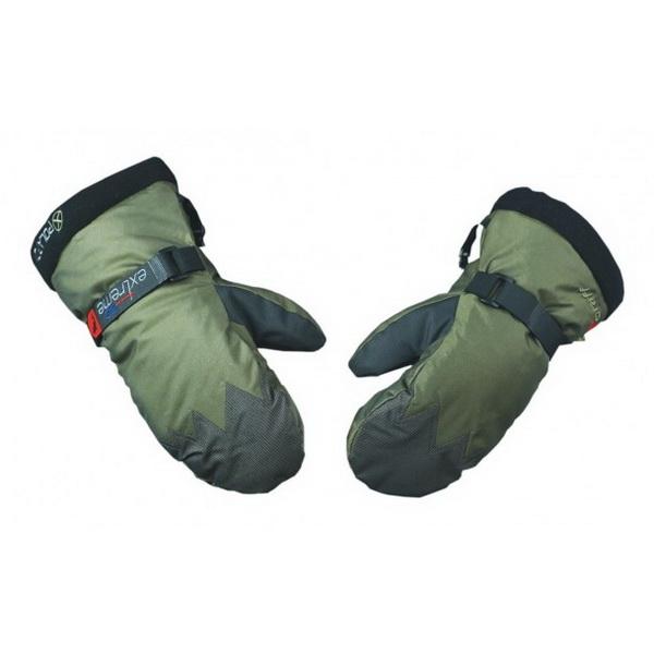 Рукавицы Graff зимние 012-О-ВВарежки/Перчатки<br>Теплые зимние перчатки из мембранной ткани с мягкой подкладкой. Имеется регулировка запястья.<br>