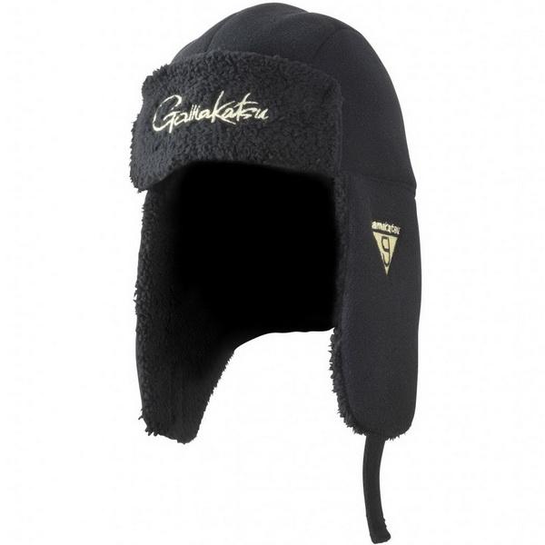 Шапка Gamakatsu Fleece CapШапки/шарфы<br>Теплая шапка - ушанка превосходно дополнит зимний костюм рыболова. Прекрасно подойдет для каждодневной носки в холодную погоду.<br>
