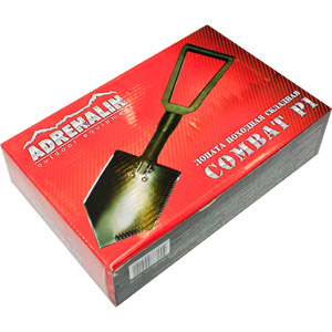 Лопата походная складная Adrenalin Combat P1