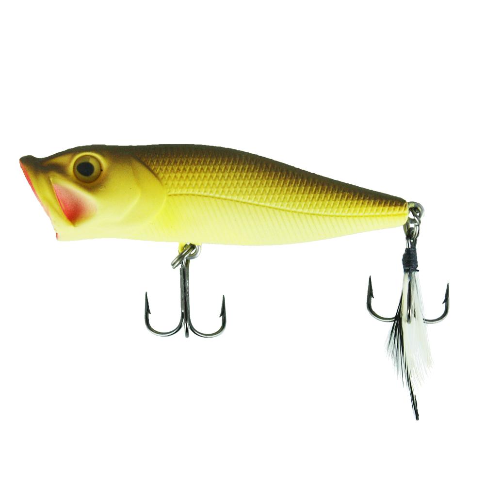 Воблер Trout Pro Bubble Popper 45, цвет M01  (38273)Воблеры<br>BUBBLE POPPER – на сегодняшний день один из самых лучших попперов на рыболовном рынке.<br>
