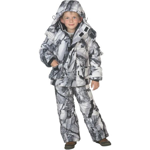 Костюм Космо-Текс Пингвин (ДетКам З, Микрофибра, рис.031 А, рост 134) (81972)Костюмы/комбинзоны<br>Комфортный утепленный костюм из ткани с мембранным покрытием. Состоит из куртки, полукомбинезона и жилета.<br>