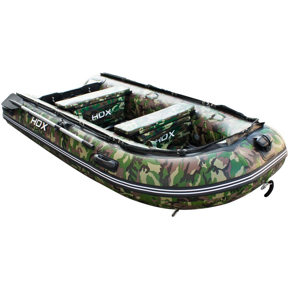 лодка пвх hdx carbon 330 камуфляж