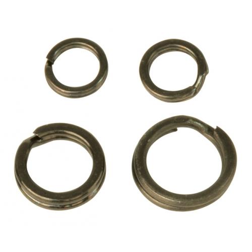 Кольцо Fox Rage 3.5mm Split Rings NAC018 (90576)Вертлюжки и застежки<br>Заводные кольца выполнены из качественной пружинной проволоки, отличаются повышенной прочностью и надежностью. Предназначены для изготовления и использования в различных рыболовных оснастках.<br>NAC018 - Black Split Rings - 3.5mm x 0.6<br>