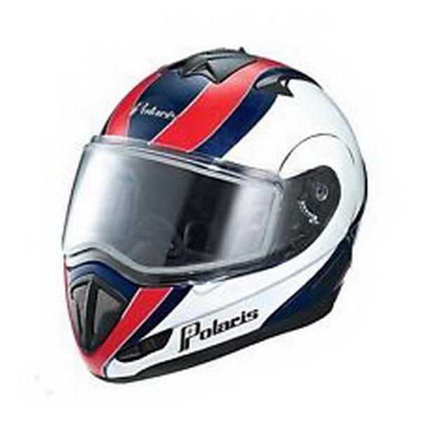 Шлем Polaris Helmet (2XL) Mod Ret Gloss 286308212Шлемы и маски<br>Модель этого класса не оставит равнодушным ни одного мотоциклиста. Сочетание стильного дизайна и отличных технологических решений порадует покупателей.<br>