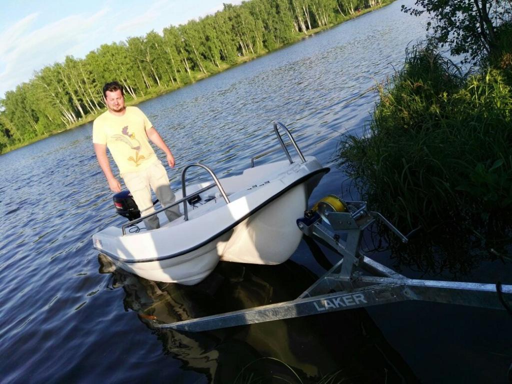 какую лодку купить для рыбалки без мотора